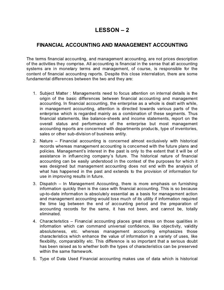 accounting notes pdf
