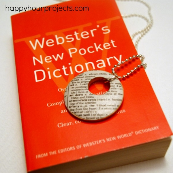 dictionary bezel