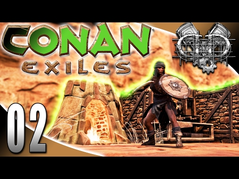 conan exiles crafting guide
