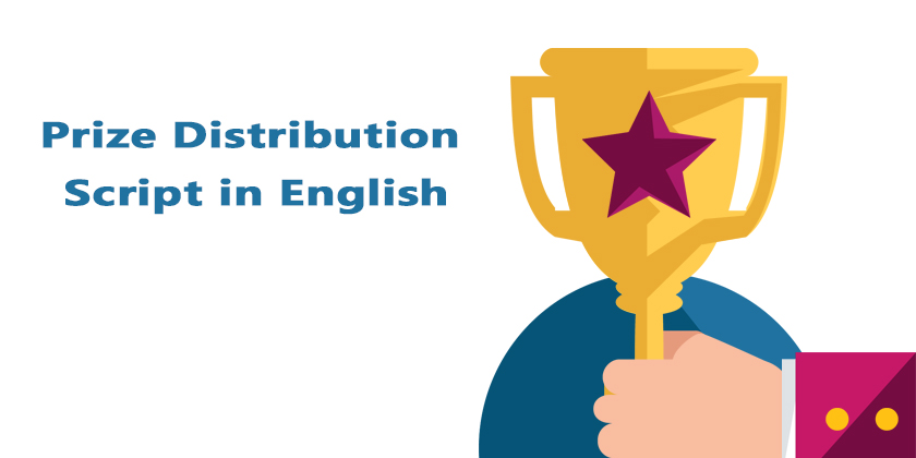 anchoring script for prize distribution ceremony in school pdf