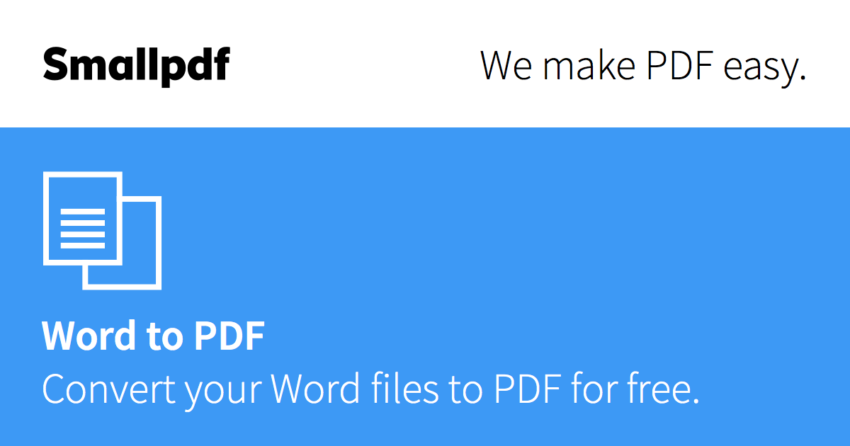all docs to pdf converter