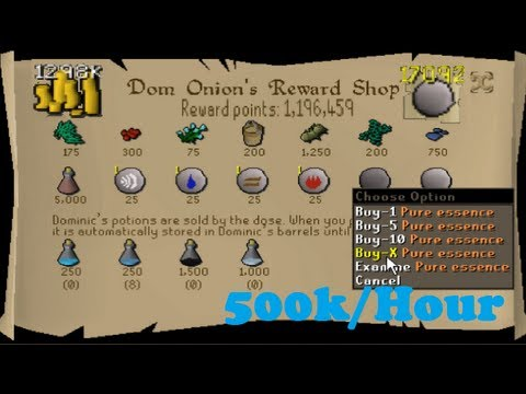 cave horror guide osrs