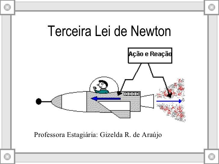 as 3 leis de newton pdf