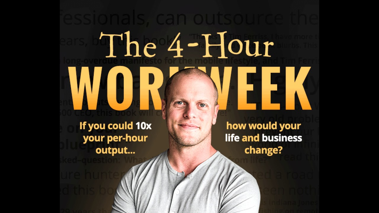 4 hour work week summary pdf free