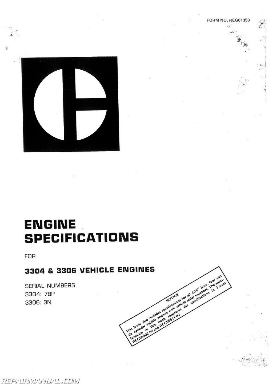 cat 769d service manual