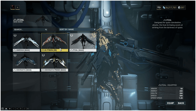 amp warframe guide