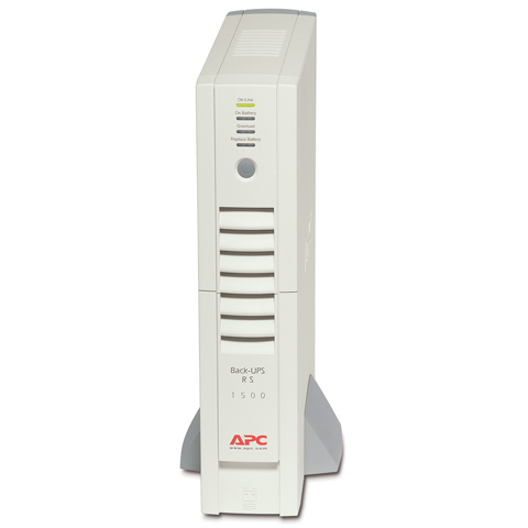 apc back ups rs 1500 service manual