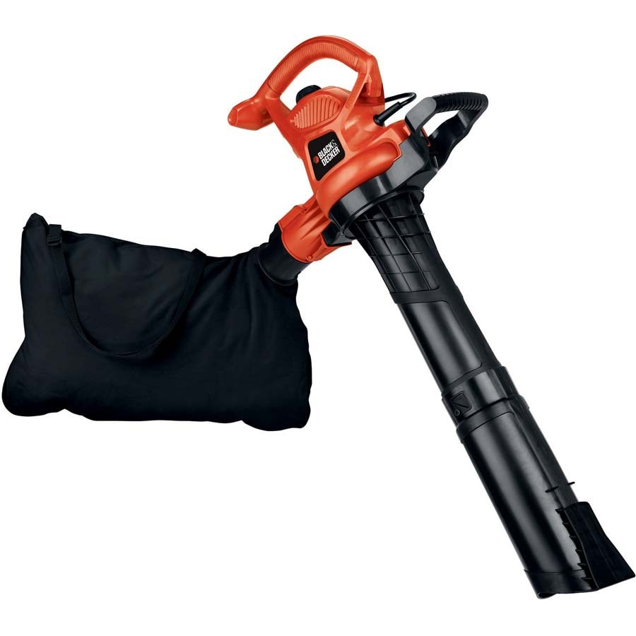 black and decker leaf blower manual