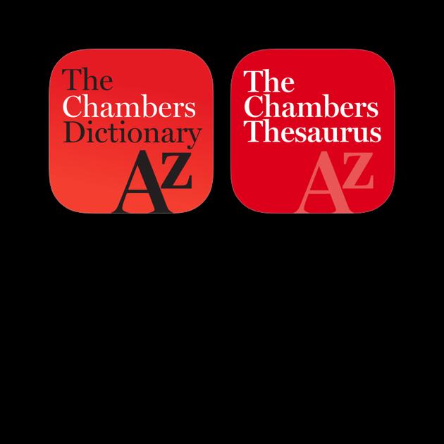 chambers dictionary app