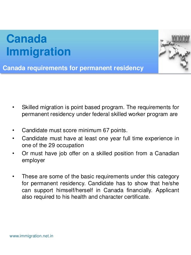 application for residence under the skilled migrant category form