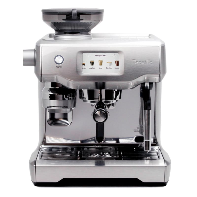 breville coffee machine manual