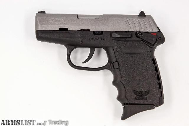 9mm manual action