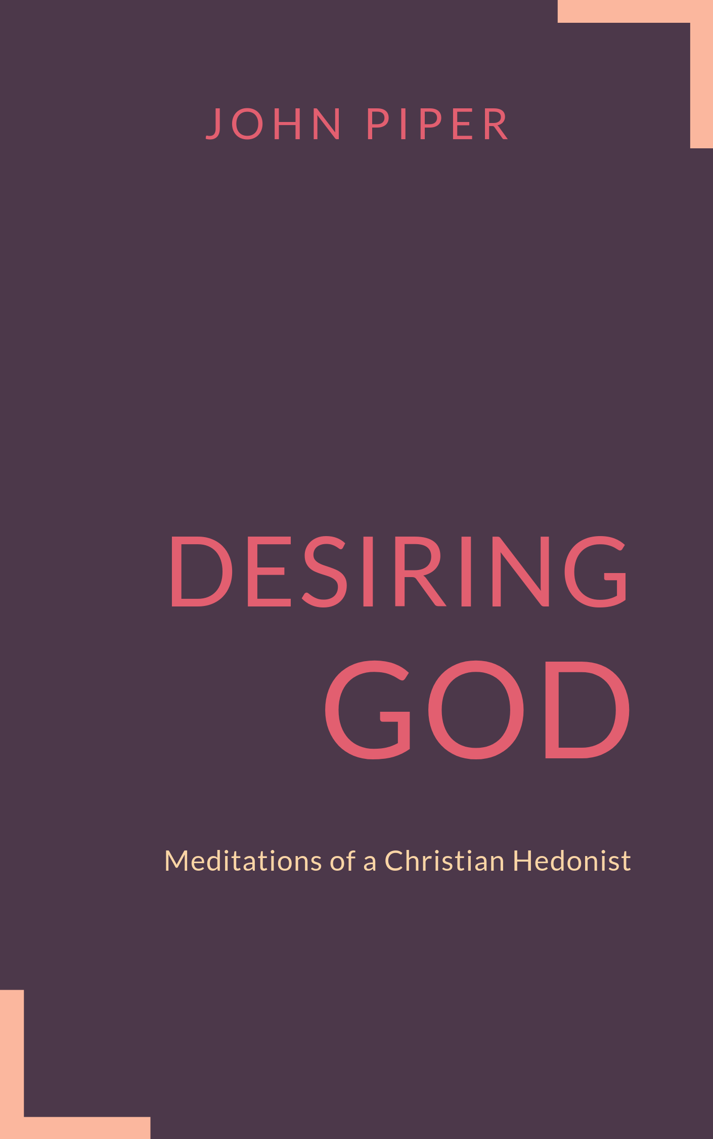 desiring god john piper book pdf