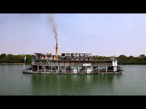 barco a vapor manual do mundo