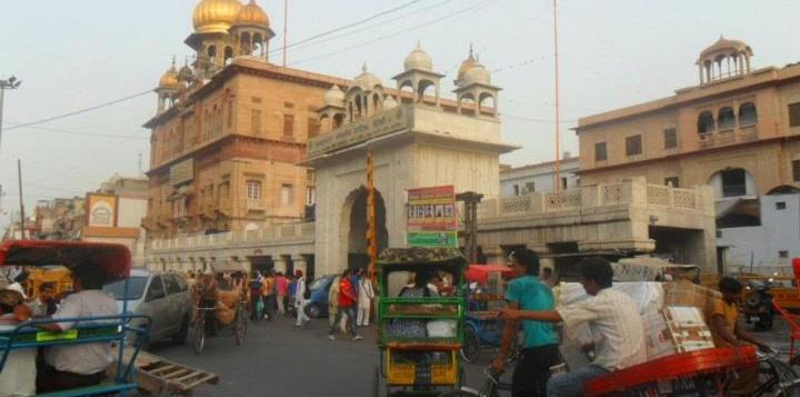 delhi guide o