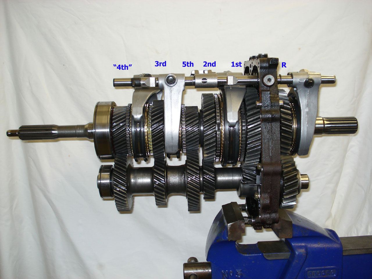 80series cruiser manual gearbox