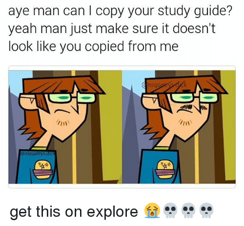 can i ask that student guide