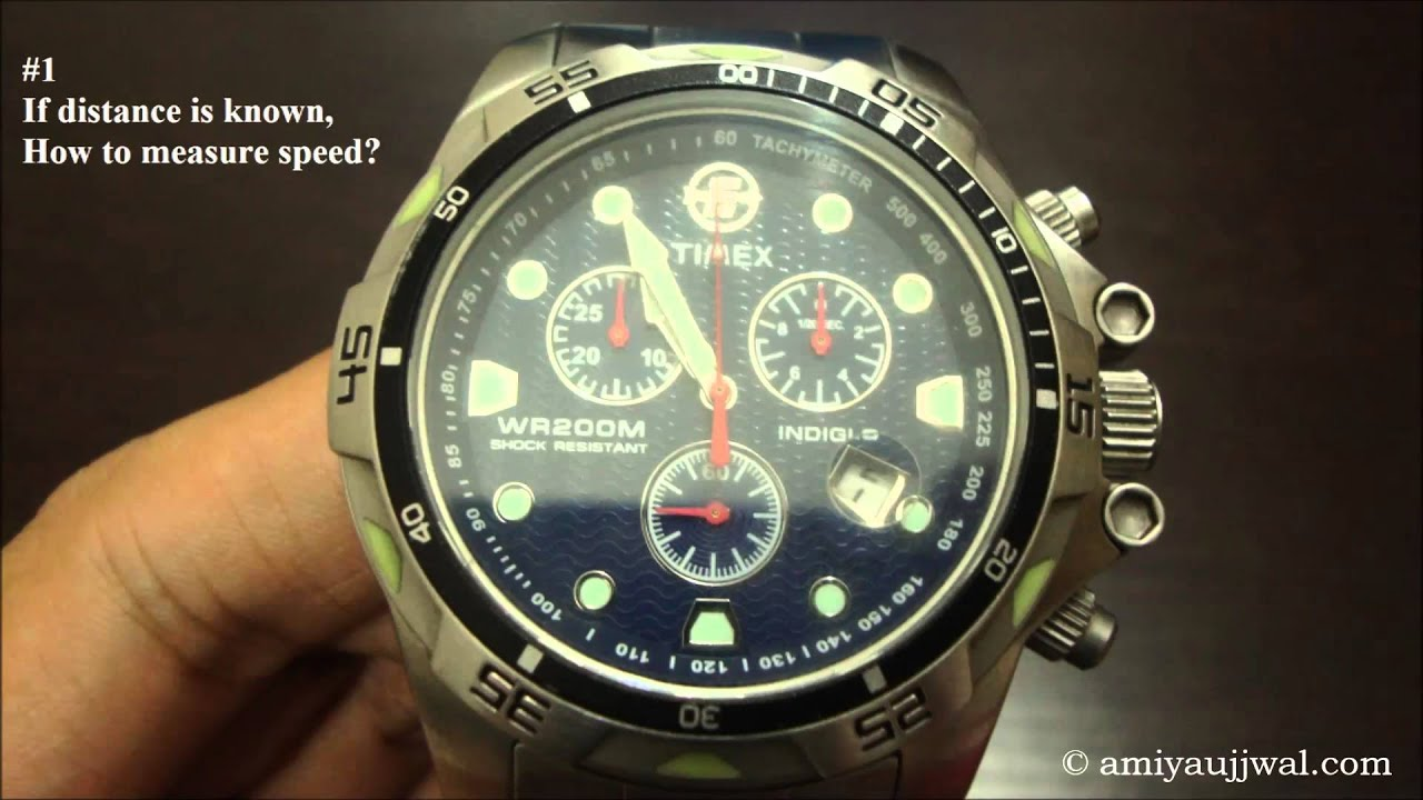 curren chronograph watch manual