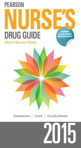 2015 nursing drug guide