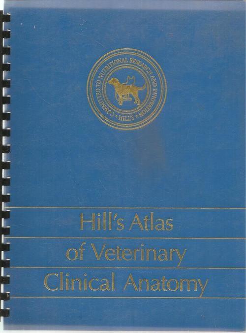 atlas of feline anatomy for veterinarians pdf