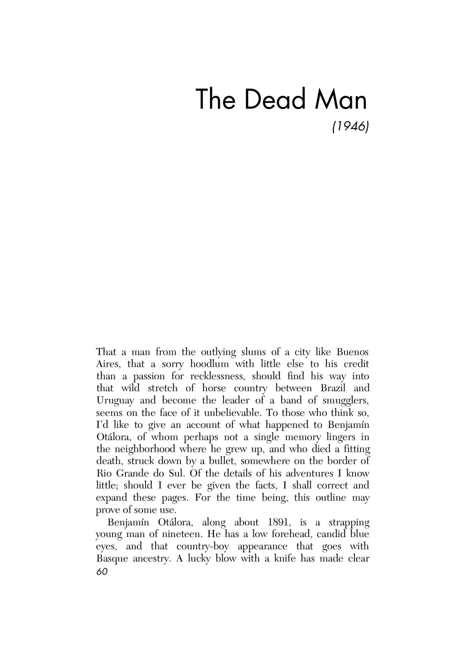 dead man working pdf