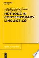 contemporary linguistics 7th edition pdf