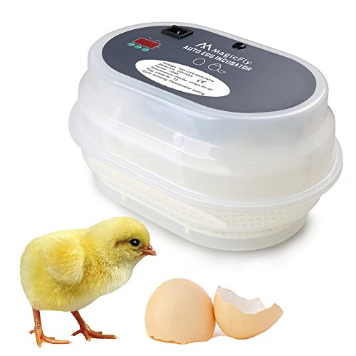 12 egg poultry incubator instructions