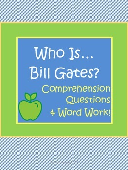 bill gates biography book pdf