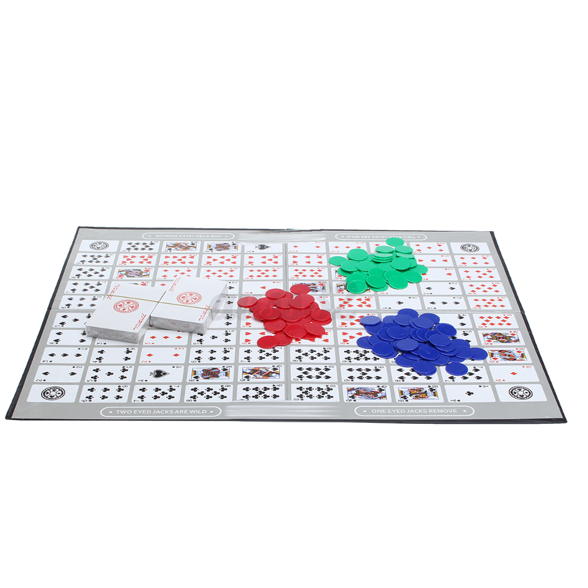 board games sequence instructions