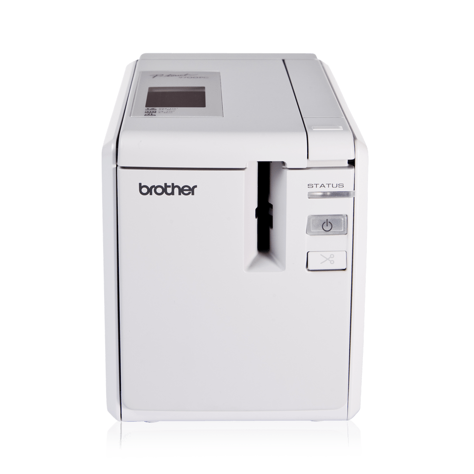 brother p touch 9700pc manual