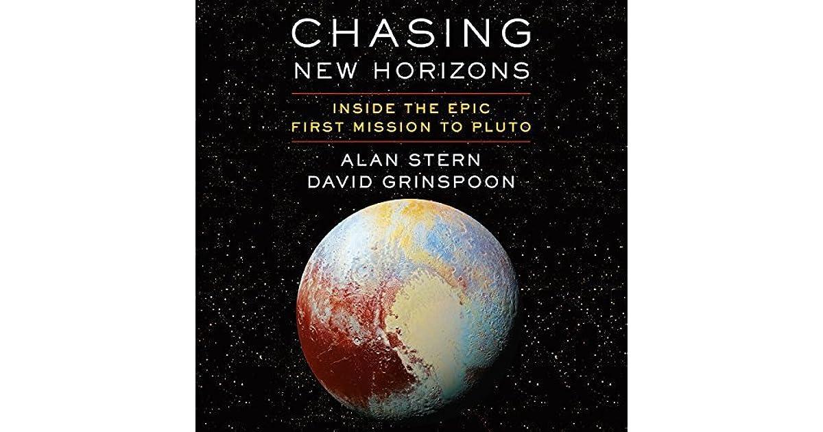 chasing new horizons pdf