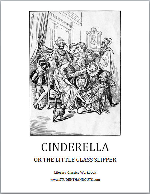 cinderella story in 50 words pdf