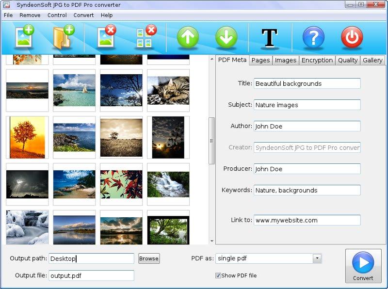 convert pdf to jpg windows 7