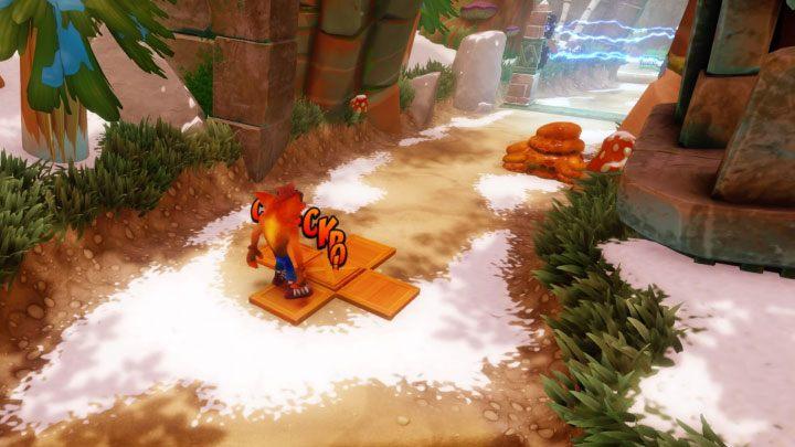 crash bandicoot lost treasures trophy guide