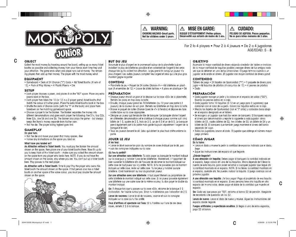 anti-monopoly instructions pdf