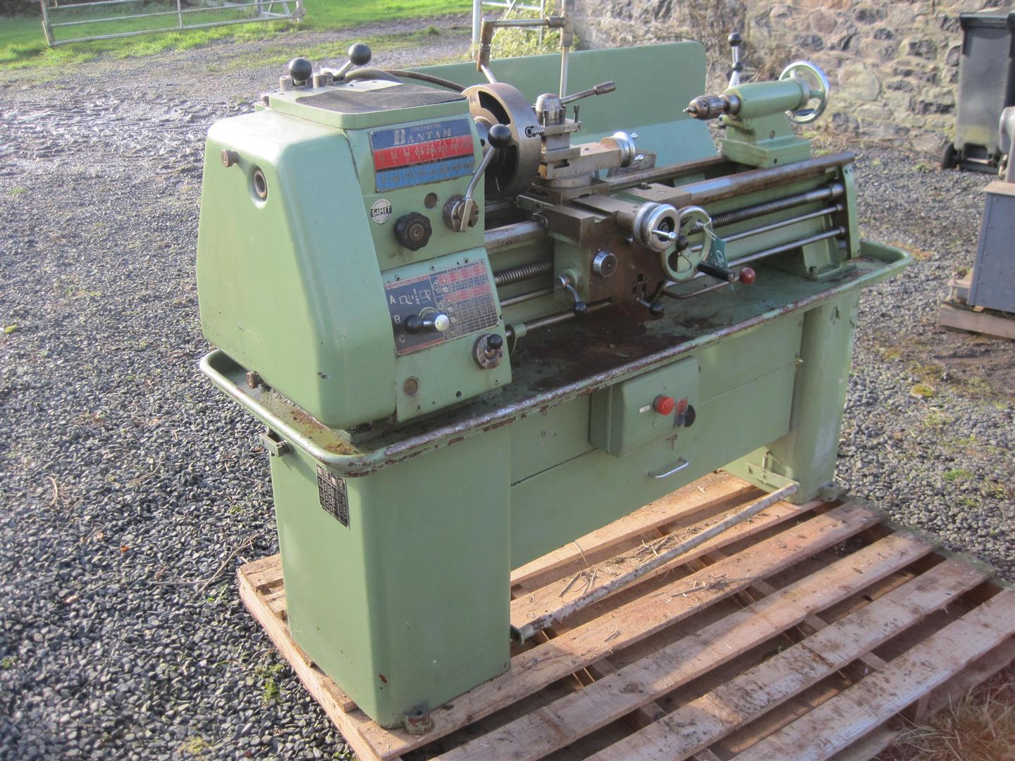 colchester 600 lathe manual